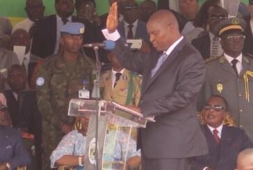 Centrafrique : Réponse de Bertrand Kemba du parti ARECA à la tribune de Me Sando Wang You relative à l'initiative de la révision constitutionnelle