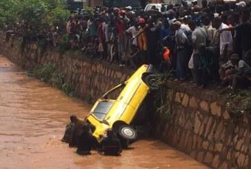 Centrafrique: Trois personnes portées disparues suite à une pluie diluvienne à Bangui