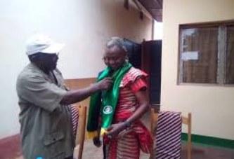 Centrafrique: Lucie AGBO, nouvelle porte-parole du parti MLPC