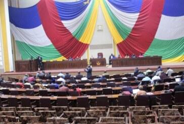 Centrafrique : Sept (7) députés de l'UNDP débauchés par Touadéra et le MCU rejoignent le groupe parlementaire KNK