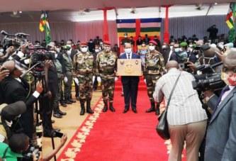 Centrafrique: la parade militaire de la honte dans toute sa puanteur!