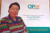 Mme Cathérine Samba – Panza nomme les membres de sa direction nationale de campagne