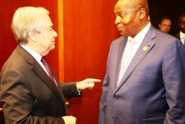 Onu/RCA : M. Antonio Guterres, le sénégalais Mankeur Ndiaye vous ment, le processus électoral est non transparent et les réfugiés en sont exclus !