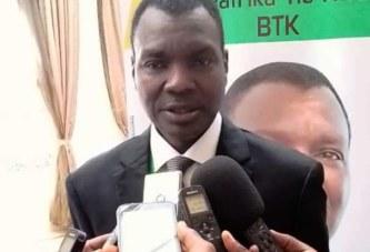 Discours du candidat de «BéAfrika Ti E Kwé» Mahamat Kamoun à la présidentielle de 2020
