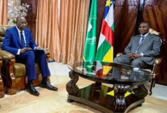 Centrafrique : quand Mankeur Ndiaye de l'Onu fait des injonctions au chef de file de l'opposition démocratique Anicet Georges Dologuélé et président de la COD – 2020
