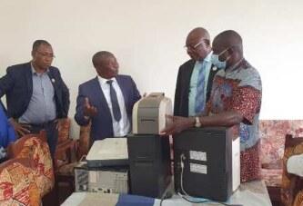 Centrafrique : M. le président de la Commission – Finances Martin Ziguélé, c'est un voleur qui crie au voleur, ce Wanzet !