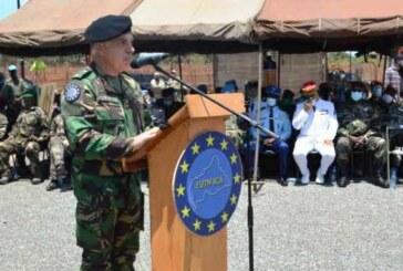 UE/RCA : le général portugais Paulo Neves de Abreu de l'EUTM fuit une audition du parlement européen et se rend à une rencontre avec le Gangster de Bangui