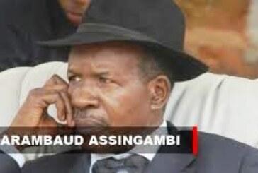Centrafrique : «Affaire Touadéra, président de la République et président du MCU»: Si Me Zarambaud Assigambi avait été là……