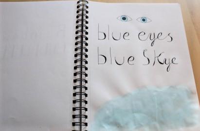 Blue Eyes blue skye