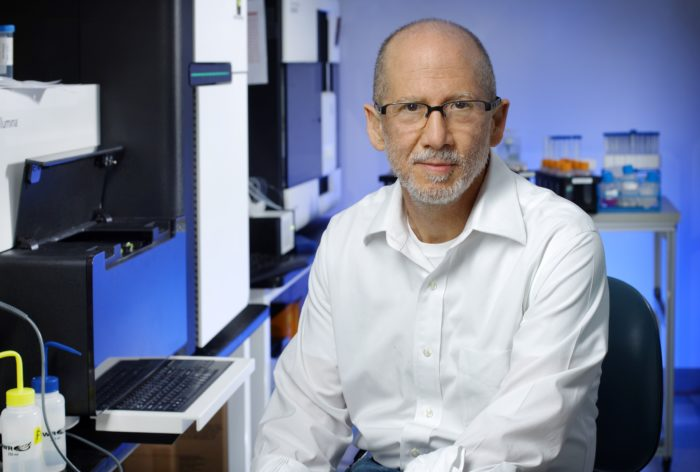Dr. Bert Vogelstein, pancreatic cancer researcher