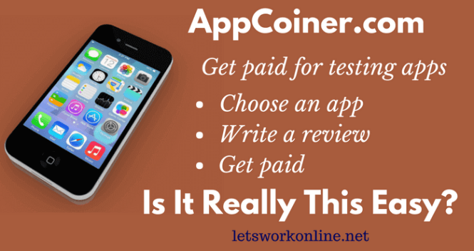What is App Coiner? Get paid for testing apps.