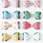 DIY Paper Gift Bows