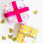 Valentine's Gift Wrap