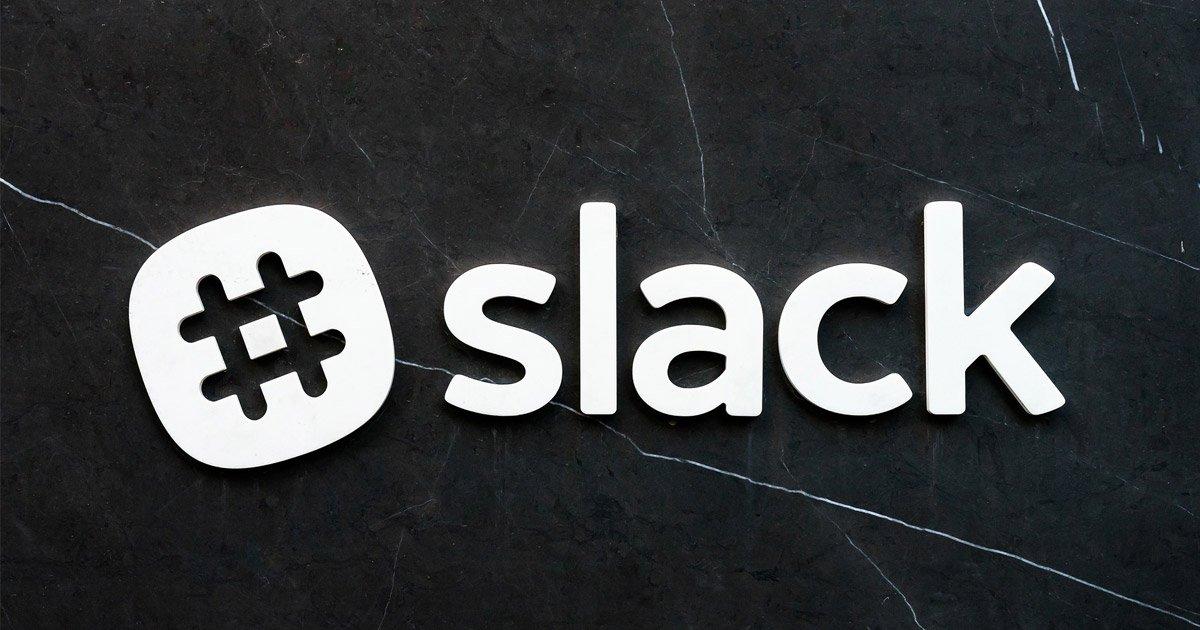 Slack通知功能 純靜態