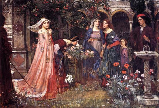 the-enchanted-garden-1917