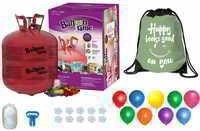 Balloon Time Disposable Helium Tank 14.9 cu.ft - 50 Latex Balloons