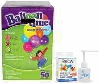Balloon Time Disposable Helium Kit ,Tank 14.9 cu.ft - Plus an Ultra Hi-Float