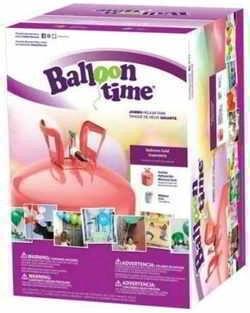 Balloon Time Jumbo 12 Helium Tank Blend Kit 2 PACK