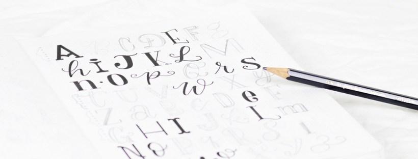 Lettering Tipps Titelbild