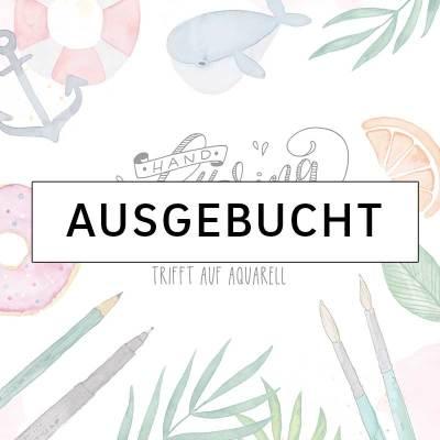 Handlettering und Aquarell Workshop