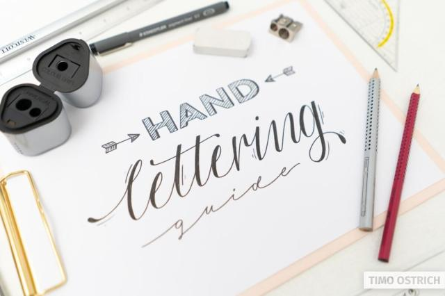 Hand lettering - Master handwritten fonts step by step (tutorial) ✍️