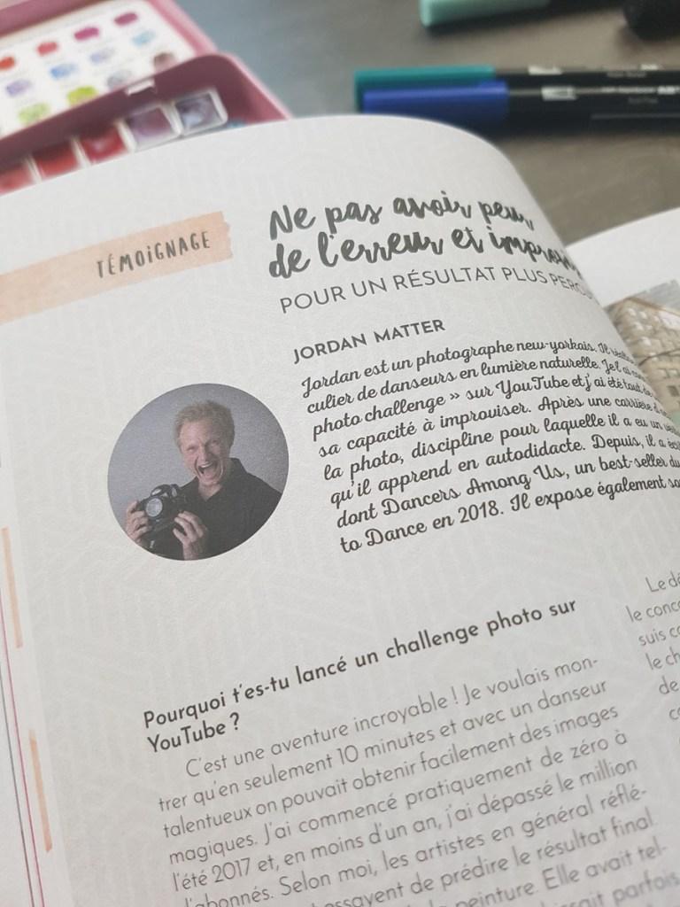 Interview de Jordan Matter, photographe, dans le livre