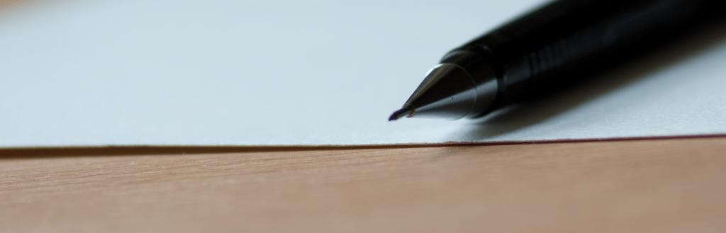 Pentel Mechanical Pencil 0.5mm - Lettering Tutorial