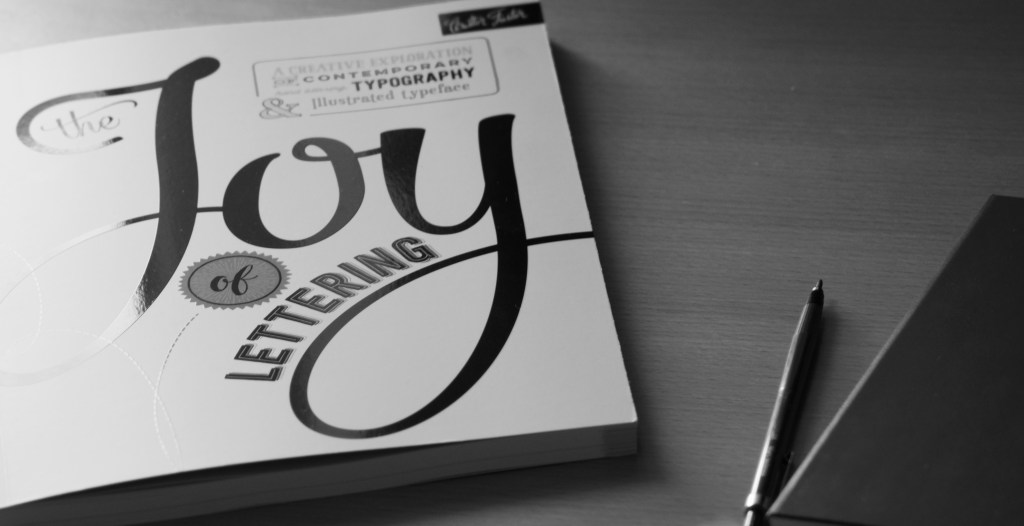 Book Club – The Joy of Lettering