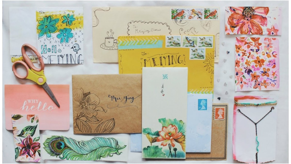 You've Found Some Pen Pals, but Now What? | Lettermo com