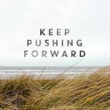 push-forward