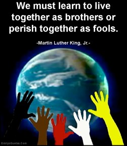 work together