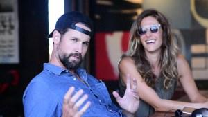 Lauren & Clancy at Deus Ex Machina sending a vlog to Skynet