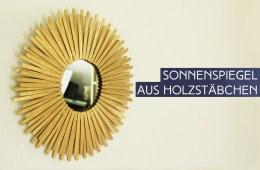 letters-beads-diy-interior-deko-spiegel-sonnenspiegel-holzstäbchen-wanddeko-schminkspiegel-goldener-rahmen-titel