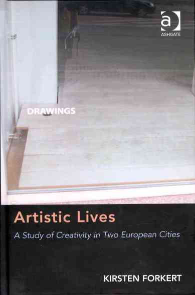 ArtisticLivesCover
