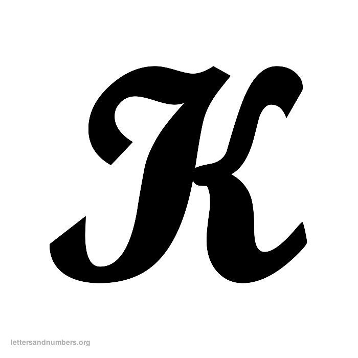 Printable A Z Cursive Letters Letters And Numbers Org