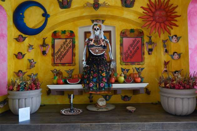Day of the Dead, Cuernavaca