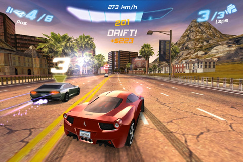 Asphalt 6: Adrenaline is out of the shop and it's firing on all cylinders (2/3)