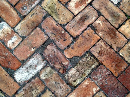 Bricks by Tracey Rediker Original Photograph RedLincArt