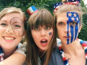 Fourth of July freaks (7/15)