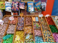 Downtown Ventura candy store
