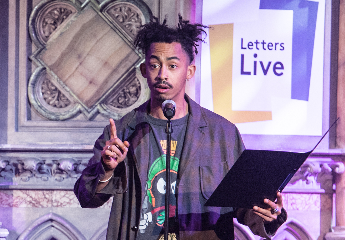 Letters Live at Union Chapel