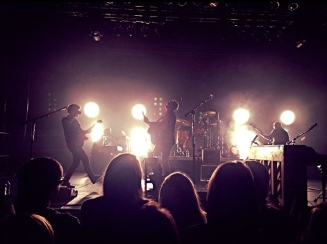 Ben at the Fillmore. Can we just admire my photography skills for one second, just one?! Thanks guys, you're the best!