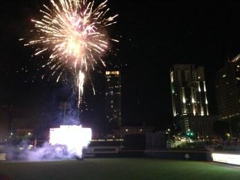 Fireworks, Fireworks, and more Fireworks.