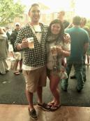 Our first beer fest