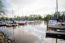 Indigo Landing dock