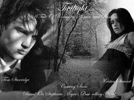 I may also be obssessed with this fact that I found out there used to be a petition to have TomStu play Edward. TOMSTU