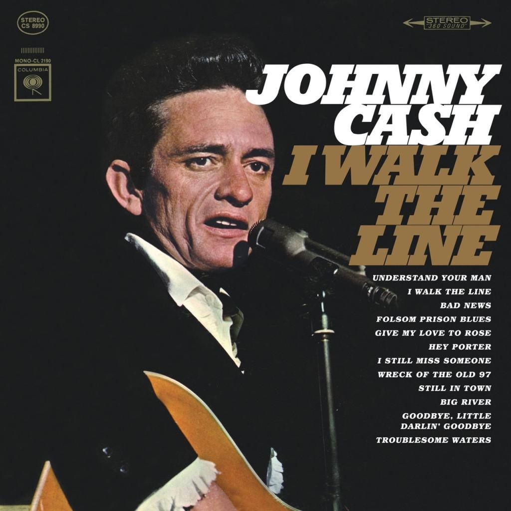 johnny cash i walk the line album