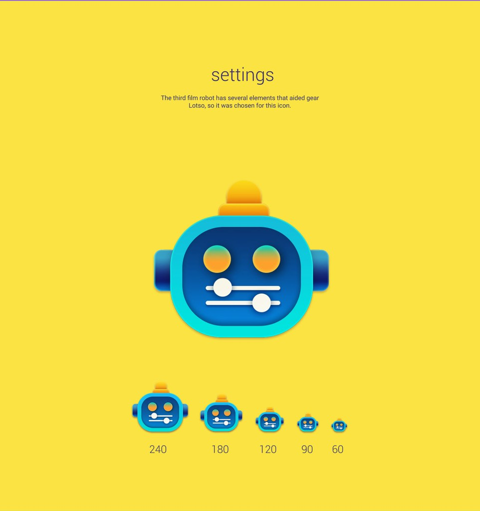 settings Toy Story