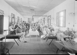 General Hospital Ward