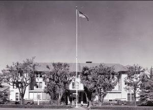 Letterman Hospital, Presidio, San Francisco